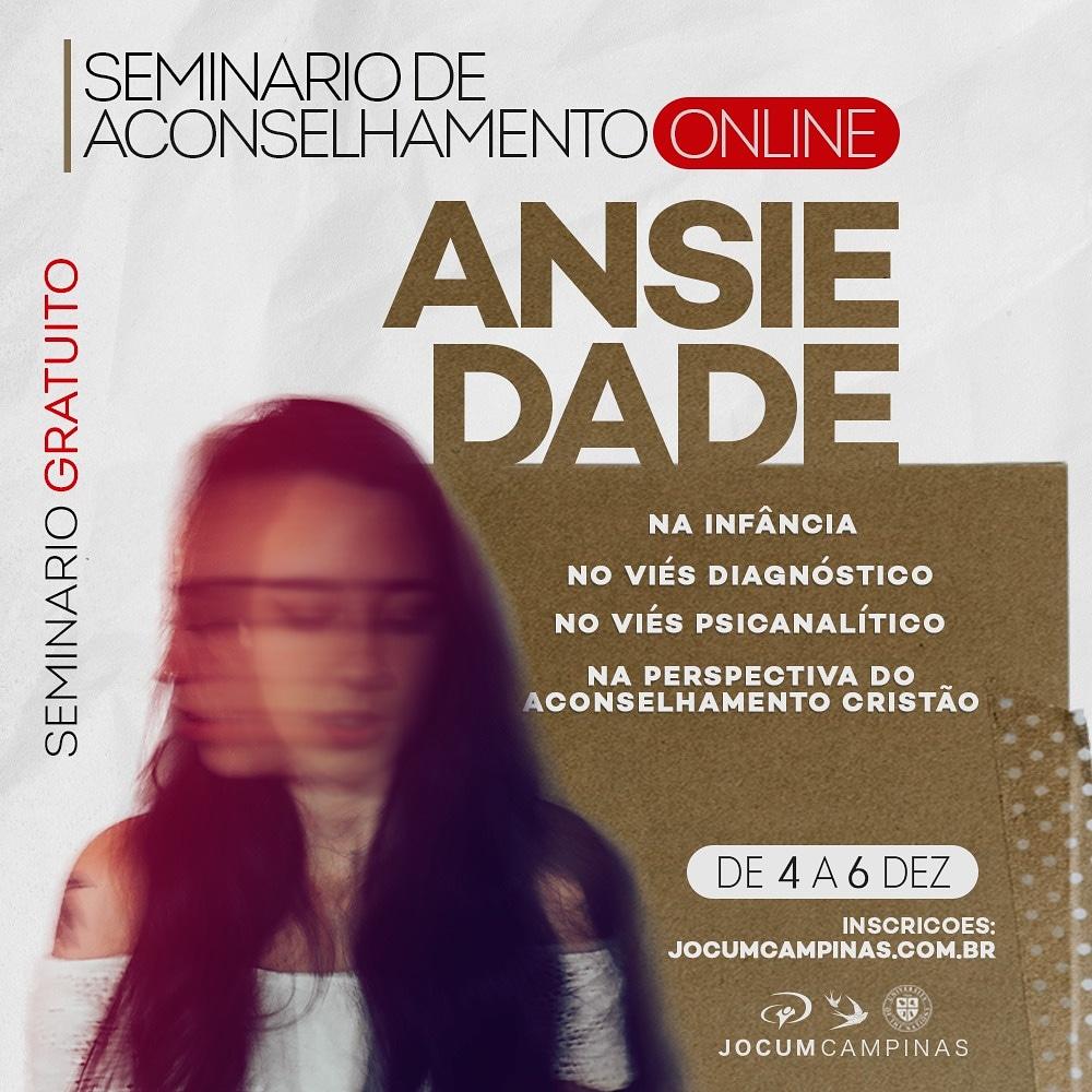 Seminário de Aconselhamento Online